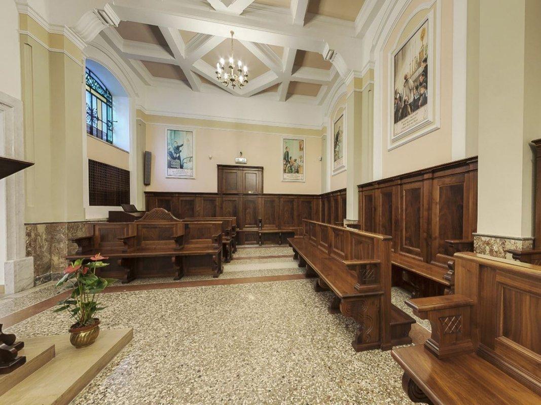 Basilica s antonio messina arredamento sacro per for Arredo chiesa